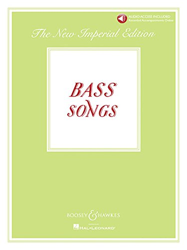 9781458421838: Bass Songs: The New Imperial Edition