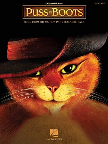 Henry Jackman: Puss in Boots - Music