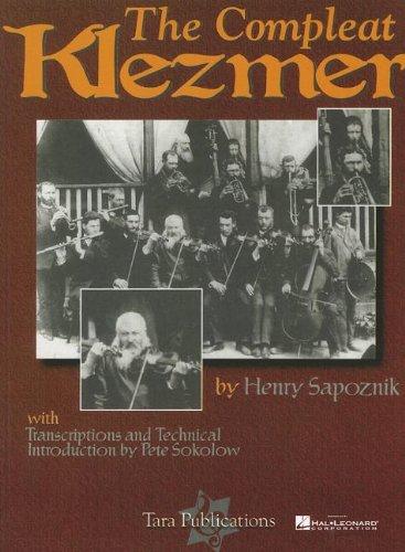 9781458422002: Compleat Klezmer Book + CD