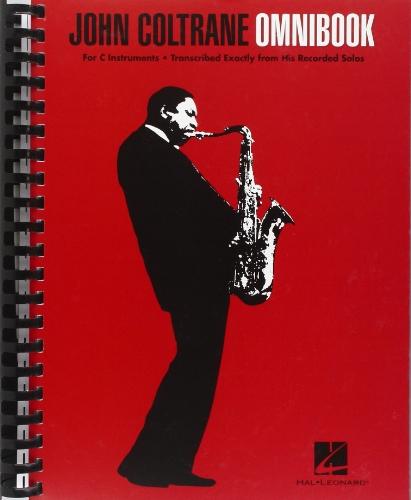 9781458422132: John Coltrane - Omnibook: for C Instruments