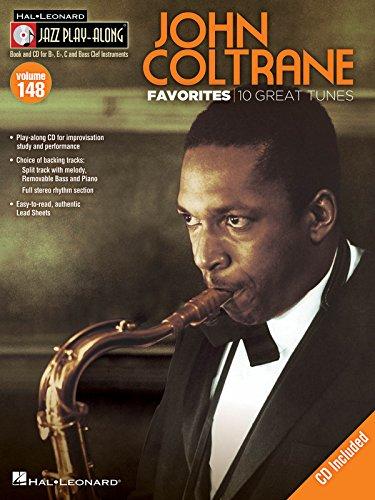 Jazz Play-Along Volume 148: John Coltrane Favorites (Hal Leonard Jazz Play-Along): John Coltrane