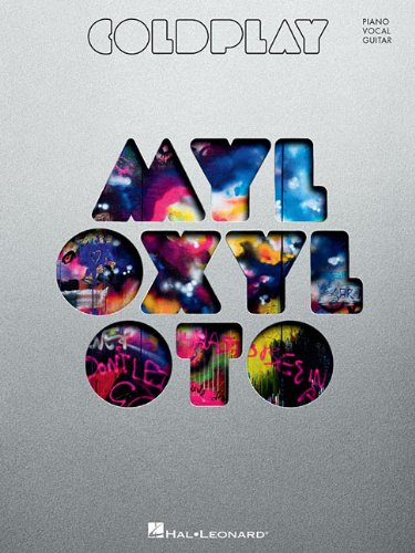 9781458422231: Coldplay: Mylo Xyloto, Piano/Vocal/Guitar