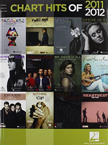 9781458422996: Chart Hits of 2011-2012 (Chart Hits of Piano Vocal Guitar)