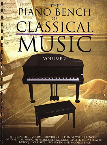 9781458423139: The Piano Bench of Classical Music - Volume 2