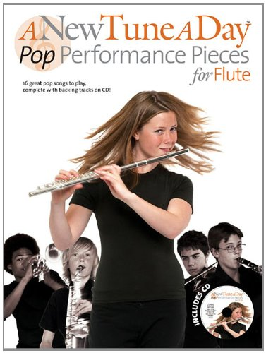 9781458423191: A New Tune a Day - Pop Performances for Flute
