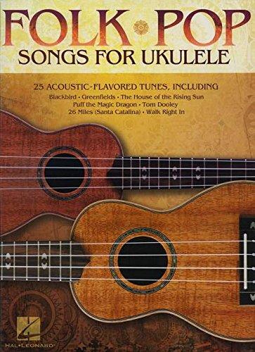 9781458423481: Folk Pop Songs For Ukulele