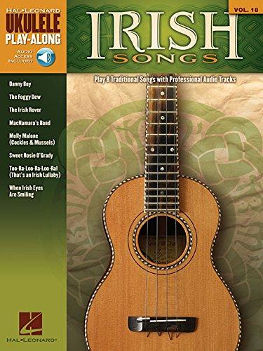 Irish Songs - Ukulele Play-Along Vol. 18 (Book/CD) (Hal Leonard Ukulele Play-Along)