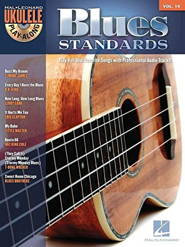 9781458424846: Blues Standards: Ukulele Play-Along Volume 19