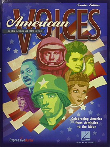 American Voices: Jacobson, John/ Emerson,