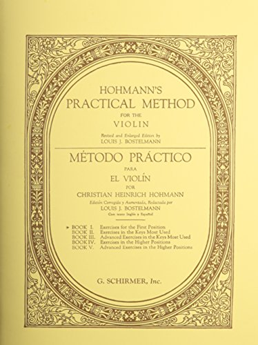 Practical Method for the Violin: Book 1