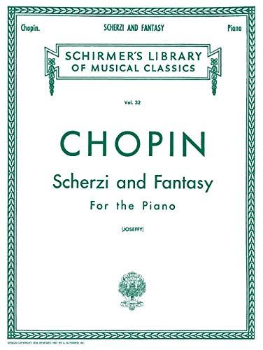 Scherzi;, Fantasy in F Minor: Piano Solo