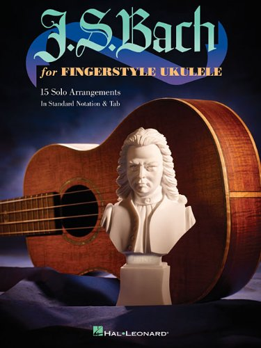 9781458446039: J. S. Bach for Fingerstyle Ukulele