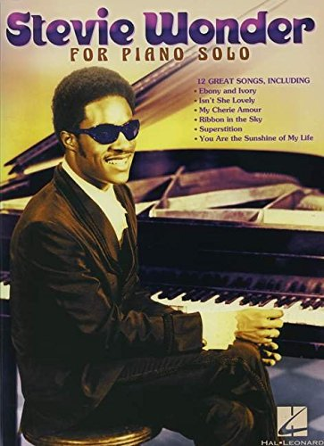 9781458471628: Stevie Wonder for Piano Solo