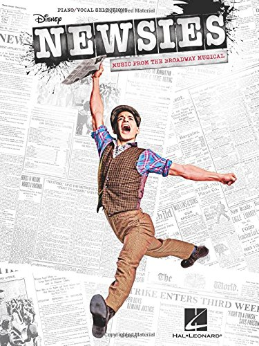 9781458477224: Newsies: Music from the Broadway Musical