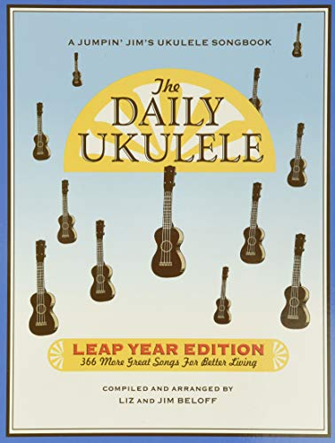 THE DAILY UKULELE LEAP YEAR EDITION (FAKE BOOK) Format: Paperback