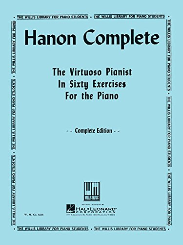 9781458491299: Hanon Complete