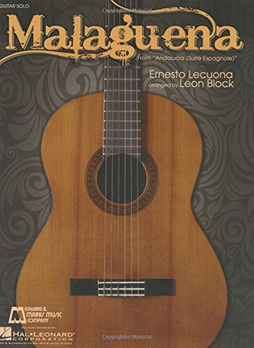 9781458493873: Malaguena: Guitar Solo