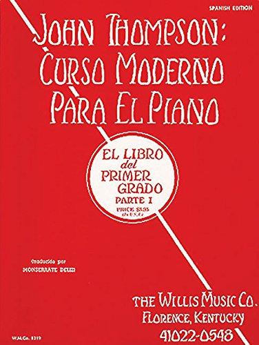 9781458494283: Modern Course Book 1 Curso Moderno (Spanish) Piano (Spanish Edition)