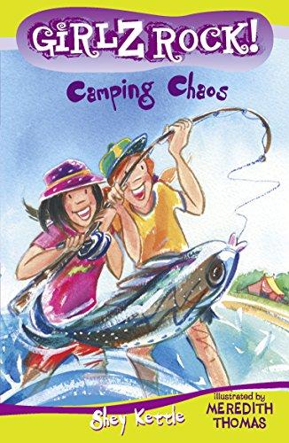 9781458664624: Girlz Rock 18: Camping Chaos