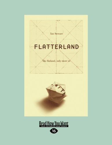 9781458716545: Flatterland: Like Flatland, Only More So