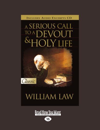 9781458716859: A Serious Call To A Devout And Holy Life
