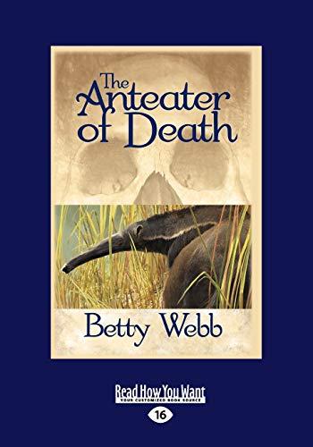 9781458717849: The Anteater of Death: A Gunn Zoo Mystery