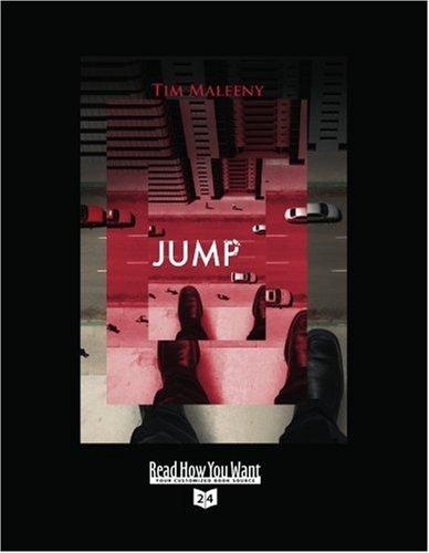 9781458718242: Jump (Volume 1 of 2) (EasyRead Super Large 24pt Edition)