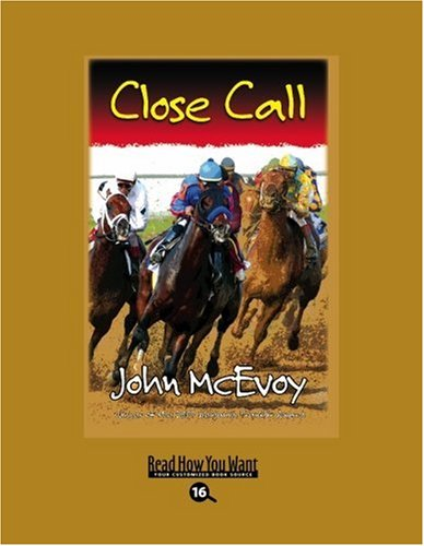 9781458718358: Close Call (EasyRead Large Bold Edition)