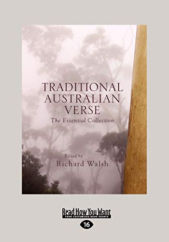 9781458720146: Traditional Australian Verse: The Essential Collection