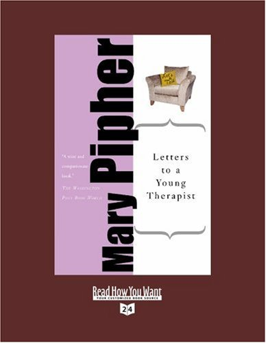 9781458720214: Letters to a Young Therapist (EasyRead Super Large 24pt Edition): Stories of Hope and Healing