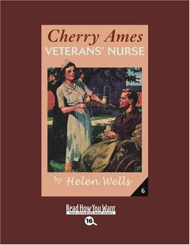9781458720757: Cherry Ames, Veterans' Nurse (EasyRead Large Bold Edition)