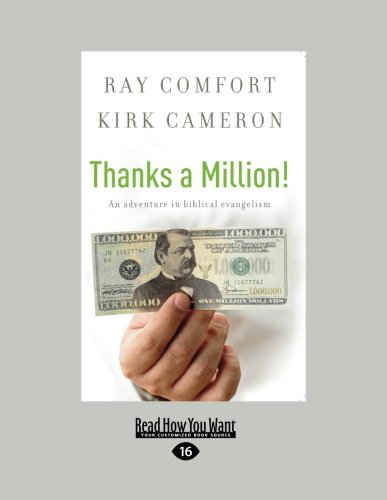 9781458721075: Thanks a Million: An Adventure in Biblical Evangelism