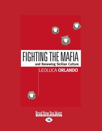 9781458721105: Fighting the Mafia and Renewing Sicilian Culture