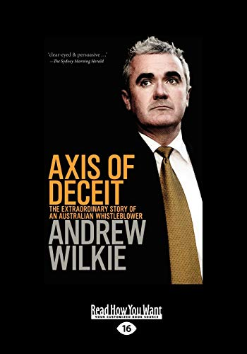 9781458721372: Axis of Deceit