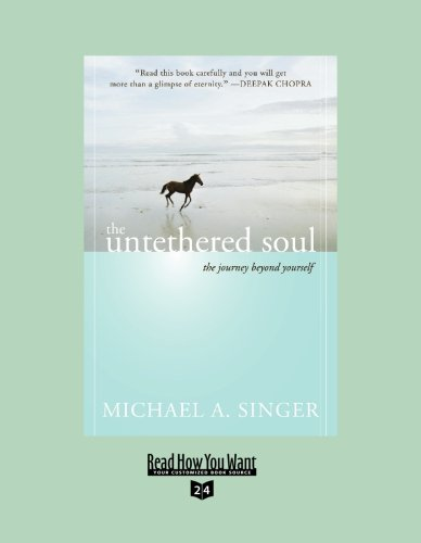 9781458727404: The Untethered Soul (EasyRead Super Large 24pt Edition): The Journey beyond Yourself