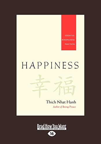 9781458727664: Happiness: Essential Mindfulness Practices