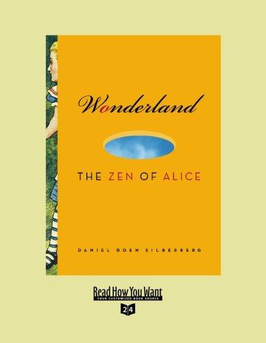 9781458727763: Wonderland (EasyRead Super Large 24pt Edition): The Zen of Alice