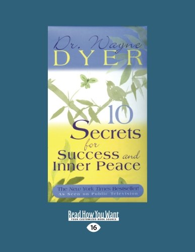 9781458729972: 10 Secrets for Success and Inner Peace
