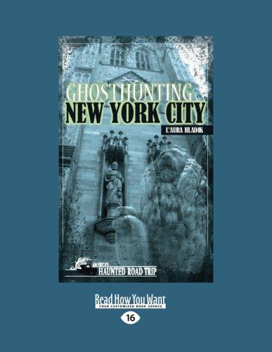 9781458730053: Ghosthunting New York City
