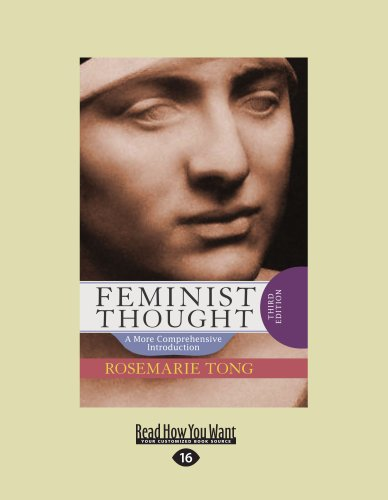 9781458730077: Feminist Thought: A More Comprehensive Introduction