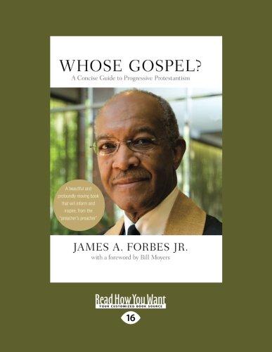 9781458730374: Whose Gospel?: A Concise Guide to Progressive Protestantism