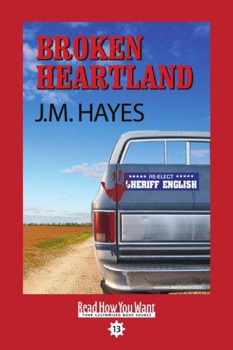 9781458731067: Broken Heartland (EasyRead Comfort Edition): A Mad Dog & Englishman Mystery