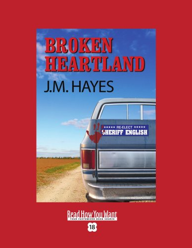 9781458731098: Broken Heartland (EasyRead Super Large 18pt Edition): A Mad Dog & Englishman Mystery