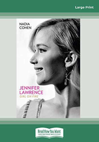 9781458733795: Jennifer Lawrence: Girl on Fire