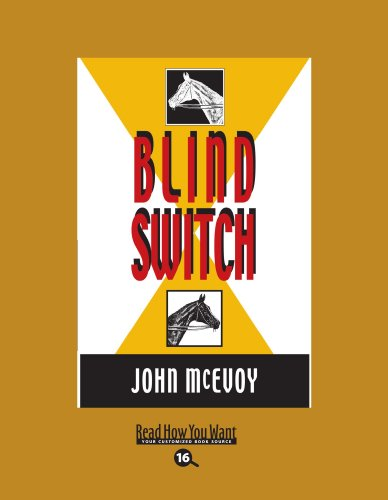 9781458736192: Blind Switch (EasyRead Large Bold Edition)