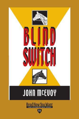 9781458736208: Blind Switch (EasyRead Edition)