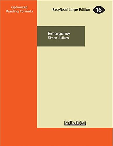 9781458737106: Emergency: Real stories from Australia's emergency department doctors