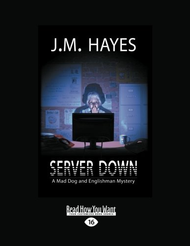 9781458739100: Server Down: A Mad Dog & Englishman Mystery