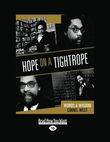 9781458739186: Hope on a Tightrope: Words & Wisdom
