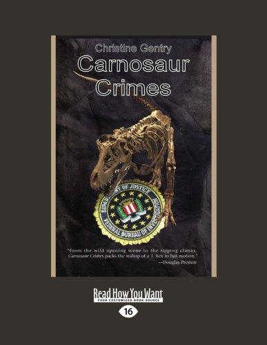 9781458743138: Carnosaur Crimes